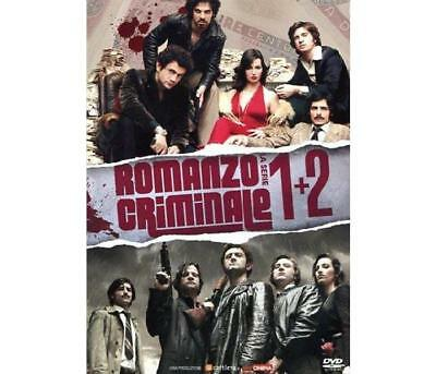 Film DVD 20TH CENTURY FOX - Romanzo Criminale - Stagione 01-02 (8 Dvd)