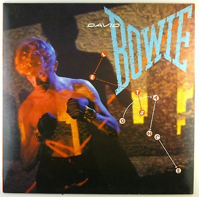 "12"" LP - David Bowie - Let's Dance - K7116 - cleaned"