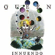 Queen - Innuendo 2011 Remaster (Deluxe) NEW 2 x CD