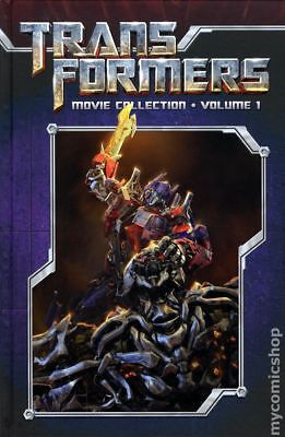 Transformers Movie Collection HC (IDW) #1-1ST 2010 NM Stock Image