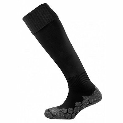 Mitre Division Socks - 3 Sizes Available - Black