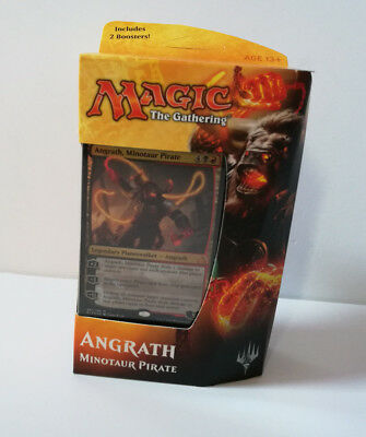 Magic the Gathering Rivals of Ixalan Planeswalker deck - Angrath NEW