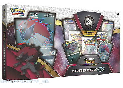 Pokemon TCG: Shining Legends Collection - Zoroark GX :: Brand New And Sealed!