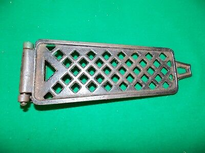 Vintage Cast Iron Sewing Machine Foot Pedal   Steam Punk