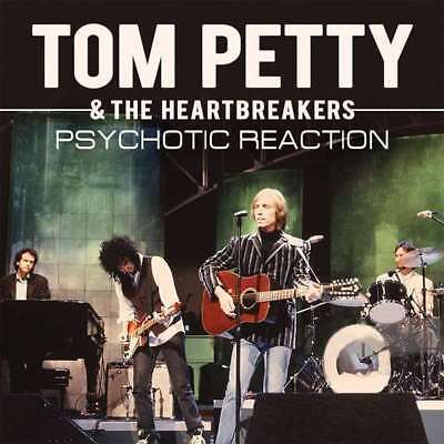 Tom Petty & The Heartbreakers - Psychotic Reaction NEW CD