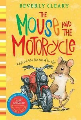 NEW The Mouse and the Motorcycle By Beverly Cleary Paperback Free Shipping