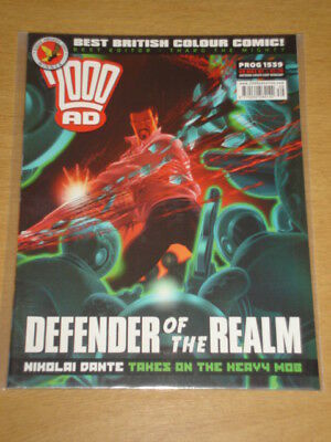 2000Ad #1539 British Weekly Comic Judge Dredd 30 May 2007*