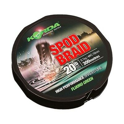 NEW Korda Spod Fishing Braid - KSPB