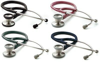 ADC Adscope 602 Traditional Cardiology Stethoscope NEW 4 COLOR CHOICE