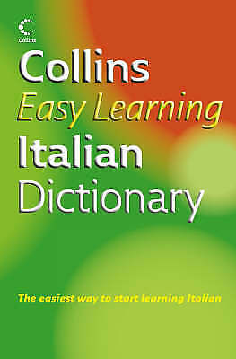 Collins Easy Learning Italian Dictionary (Collins Easy Learning Italian), Not Kn