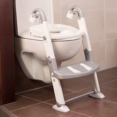 KIDSKIT Toiletten-Trainer Kids Kit  3-in-1 Baby-Toilette NEU