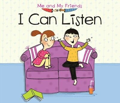 I Can Listen (Me and My Friends) (Paperback), Nunn, Daniel, 97814...