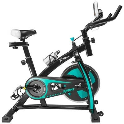 Aqua Stationary Exercise spinning Bicycle Bike Cycling Cardio Workout Fitness