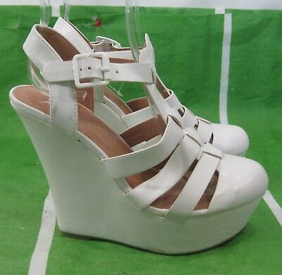 6683b4d6c82 WOMEN SAGE AND white canvas Santoni platform wedges with embroidery ...