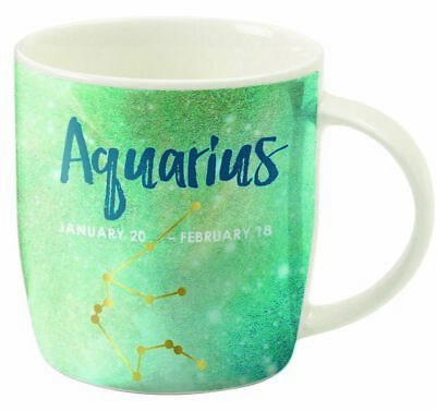 Zodiac coffee mugs cups gifts Astrology Horoscope birth Star sign constellation