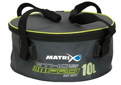 Fox Matrix Ethos Pro EVA Groundbait Bowl With Lid / Coarse Fishing