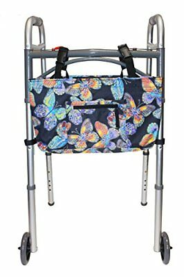 Water Resistant Tote Bag for Walker and Scooter Butterfly Wheelchairs & Scooters