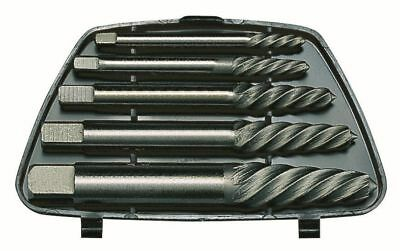 "TENG TOOLS SE05 | 5 Piece Screw Extractor Set (7/64"" 9/64"" 5/32"" 1/4"" 19/64"")"