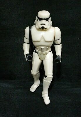 """Star Wars Stormtrooper potf 1995 Kenner 3.75"""" action figure power of the force"""
