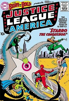 Justice League of America The Silver Age TP Vol 1 (Jla (Justice L...