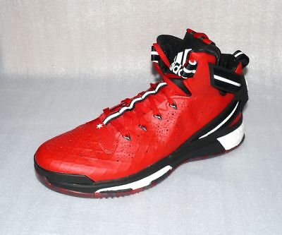 separation shoes 95e1f d9bbf Adidas S85533 Performance Derrick Rose 6 Boost Basketball Schuhe 53 1 3  UK17 Rot
