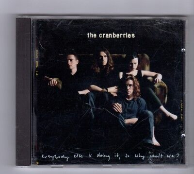 (HW137) The Cranberries, Everybody Else Is Doing It So Why Can't We? - 1993 CD