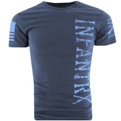 Grunt Style Infantry T-Shirt - Blue