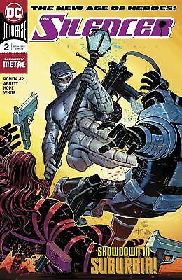 Silencer #2 DC comic 1st Print 2018 new NM