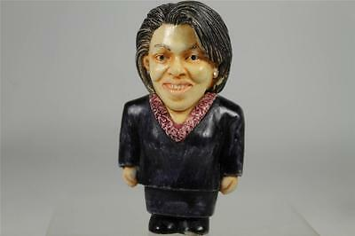 Harmony Kingdom/Ball Pot Bellys / Belly 'Michelle Obama' #PBHMO2 Ret. New In Box