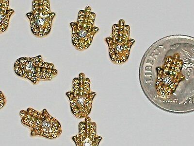 15pc Miniature Dollhouse Tinker Toy Candy Bead charm Mix little 10-11mm New*