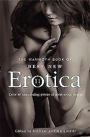 The Mammoth Book of Best New Erotica 11 Paperback Book 2012