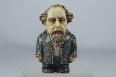 Harmony Kingdom/Ball Pot Bellys / Belly 'Charles Dickens' #PBHCD2-New In Box!