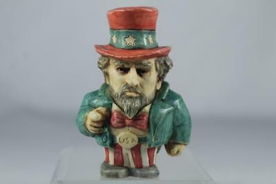 Harmony Kingdom / Ball Pot Bellys / Belly 'Uncle Sam' #PBHUS New In Box