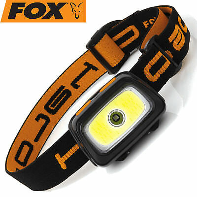 Fox Halo Multicolour Headtorch - Kopflampe, Stirnlampe für Angler, Angellampe