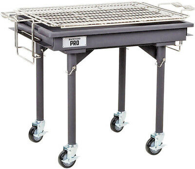 Commercial Restaurant Residential Charcoal Barbecue Grill Bistro Cafe Kitchen BQ