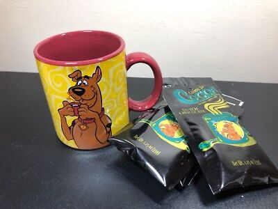 Scooby-Doo Coffee/Coco/Tea MugGift Set - Never removed from box!!