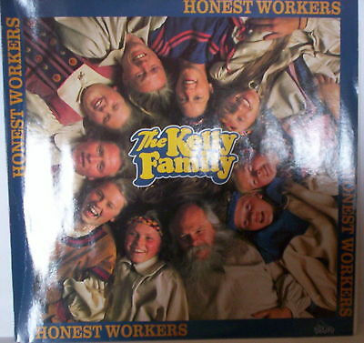 LP The Kelly Family Honest Workers  DINO 1991