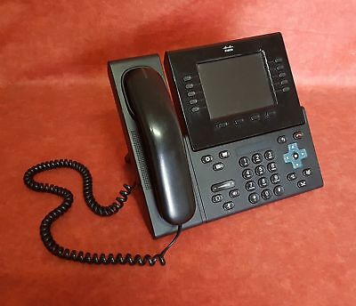 CISCO IP PHONE, Modell 8961 UNIFIED VOIP* Business Telefon CP-8961-CL-K9 V01