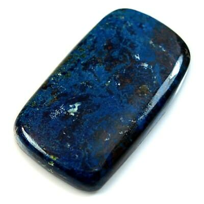 Natural Azurite Cabochon Collection