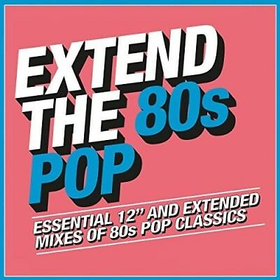 Various Artists - Extend The 80s: Pop / Various [New CD] UK - Import