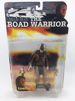 """Mad Max The Road Warrior Series 2 Toadie 6"""" Action Figure N2 Toys"""