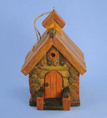 G. DeBrekht Village House Ornament Retired Limited Edition Rare