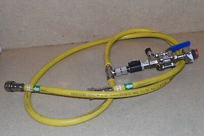 Evans Pw-08-Strps-Ptt2-12 Hook Up Stick With Hose (Bc)
