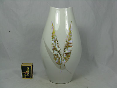 Well shaped # formschöne 60´s design Thomas Porzellan # porcelain vase 7530 24cm