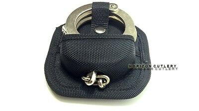 Open Top Molded Nylon Handcuff Case