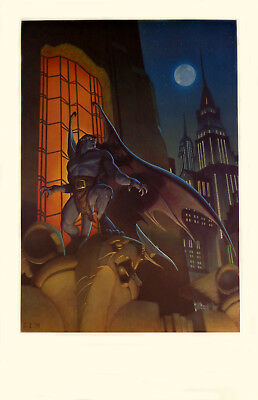Gargoyles (1995) original poster special edition single-sided rolled