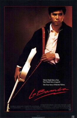 La Bamba (1987) original movie poster - single-sided - rolled