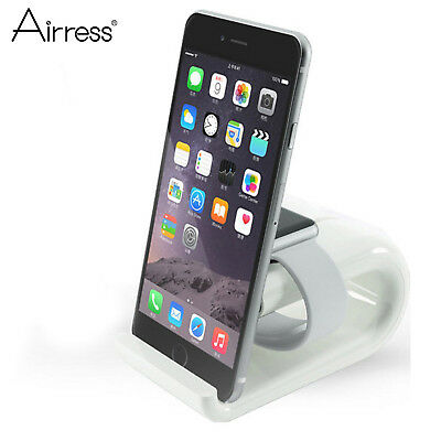 Airress Acrylic Charging Dock Stand Holder for iPhone X SE 6 6s for Apple Watch