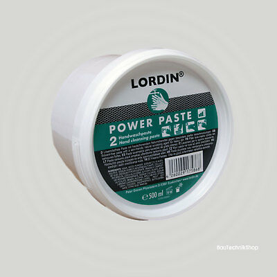 Handreiniger Handwaschpaste LORDIN POWER PASTE 500ml  (9,80 EUR/l)