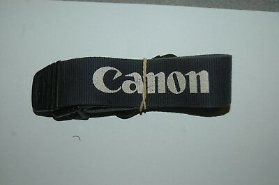Canon  Eos  Blue   Camera Neck  Strap.